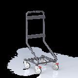 Chariot d'isolement et rail mobile bas