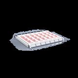 Ensemble plateau pilulier moyen modèle