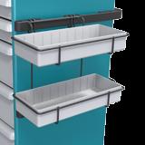 Element de rangement latéral 1 ou 2 étages
