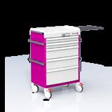 Chariot de box