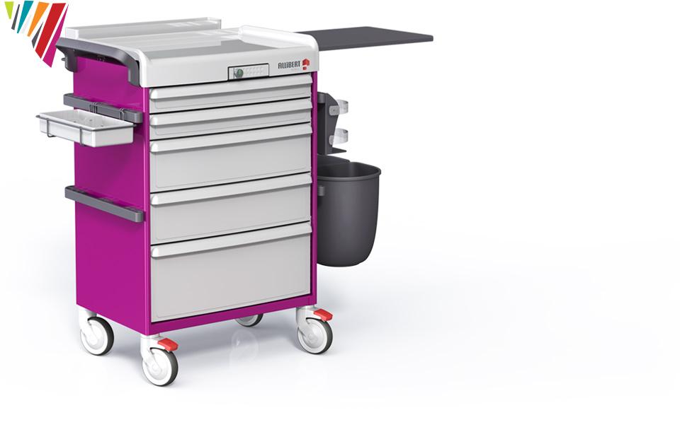 Allibert Medical Chariots De Soins D Urgence Et